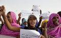UNOWAS promeut la participation des femmes aux processus de paix