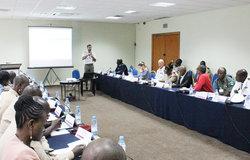 Formation sur les « Questions transversales et connexes dans les opérations de paix », Lundi 28 Novembre 2016 à Dakar