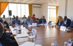 30ème Réunion de Haut Niveau des Chefs des Missions des Nations Unies en Afrique de l'Ouest. Monrovia 21 Décembre 2016