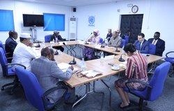 35e RÉUNION DE HAUT NIVEAU DES CHEFS DES MISSIONS DE PAIX DES NATIONS UNIES EN AFRIQUE DE L'OUEST. Dakar, 4 Février 2020