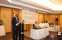 Investing in the Peace and the Prevention of Violence in West Africa and Sahel