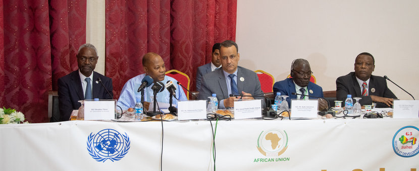 High Level Meeting on the Sahel, Nouakchott - 30 june 2018