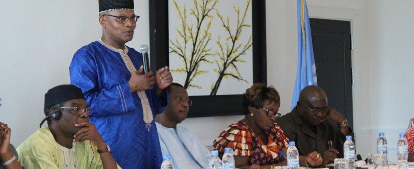 Séminaire sur « Les leçons apprises des élections de 2015-2016 en Afrique de l'Ouest ». Le 25 - 26 Juillet 2017 à Conakry, Guinée.
