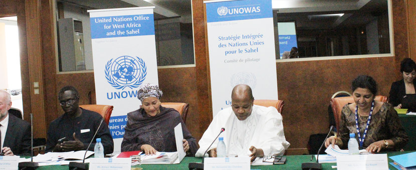 Steering Committee Meeting of the United Nations Integrated Strategy for the Sahel (UNISS) - 27 October 2017
