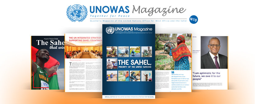 UNOWAS Magazine #10 (Feb 2020) : Special Edition on the United Nations Integrated Strategy
