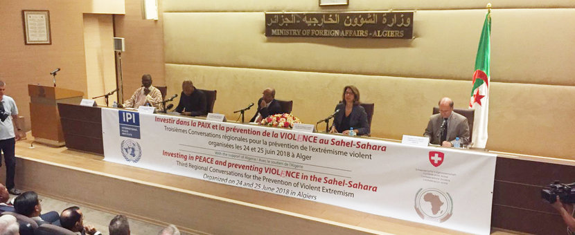 Third Regional Conversations for the Prevention of Violent Extremism