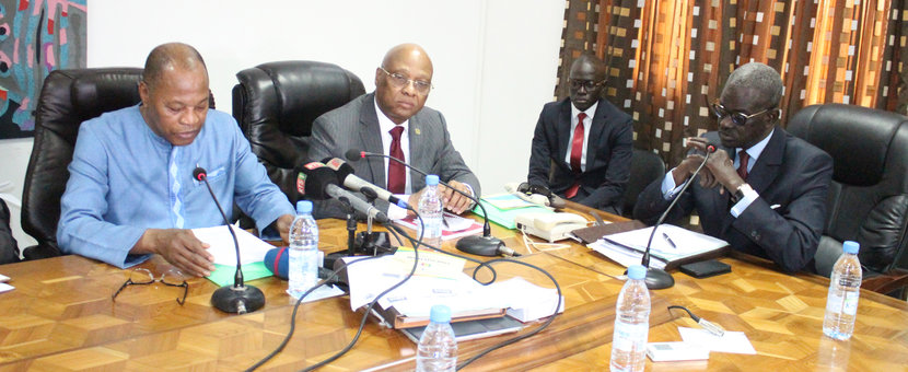 ECOWAS AND UN CONCLUDE JOINT MISSION TO SENEGAL (FR)